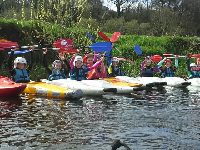 Thomastown Paddlers Beginner Courses